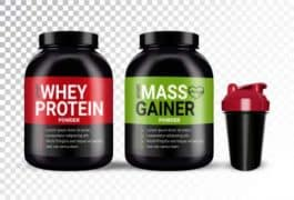 Mass Gainer Vs Protein Powder ( What is better for weight gain / Muscle Gain)