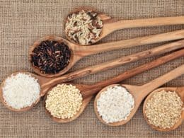types of rice best rice for weight loss