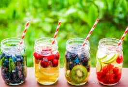 Top Recipes of Infused Water for Weight Loss, Detox And Fat Burn