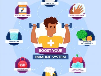 Top 10 Indian Foods To Boost Immunity ( Immunity Booster Drink Recipe )