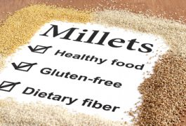 Types of Millets and their benefits for weight loss