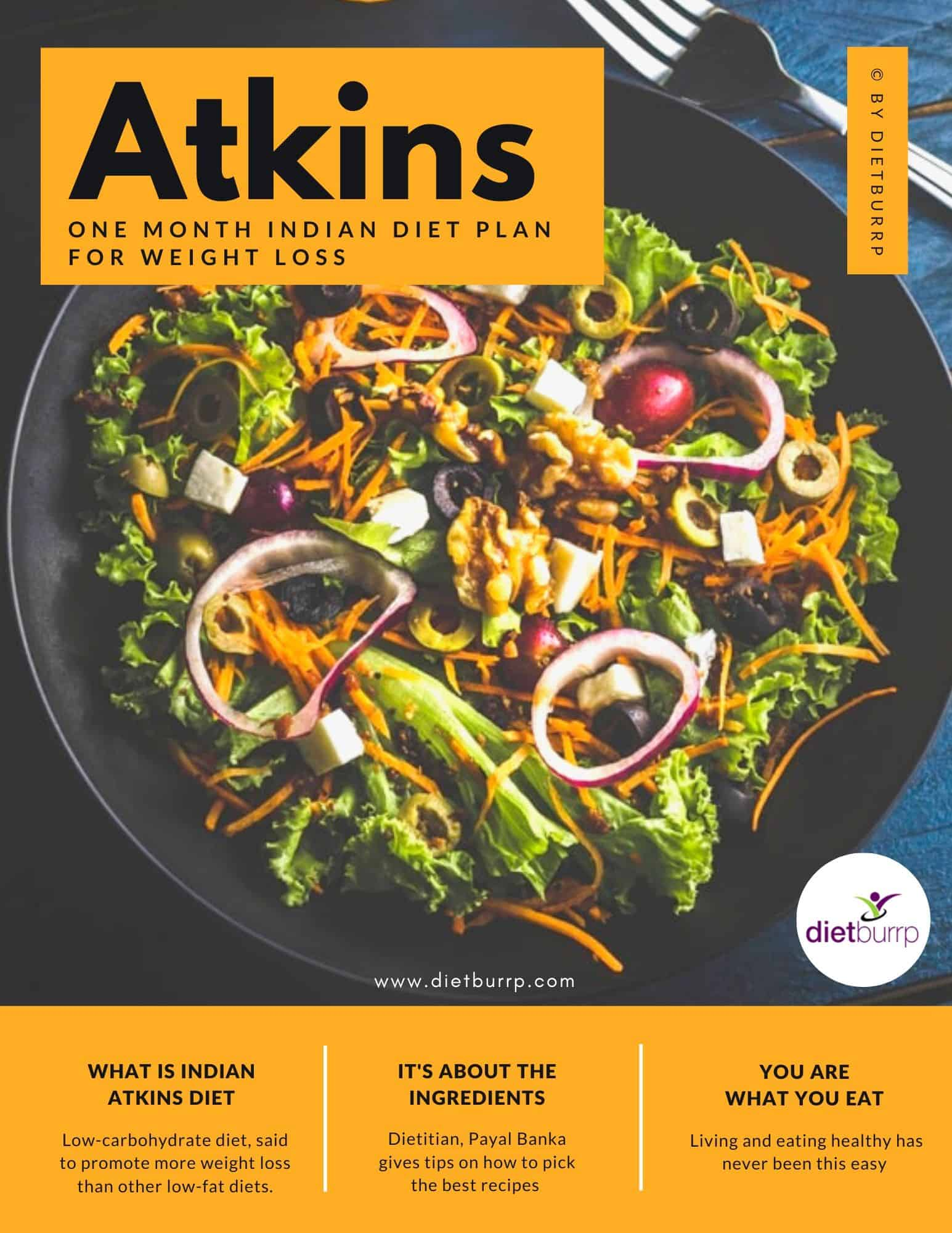 Atkins Diet Plan