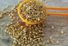 Magical Benefits of Methi seeds (fenugreek seeds)