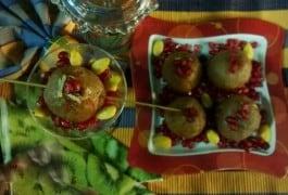 Fruity Potato Pudding