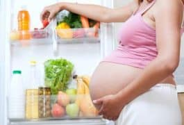 Indian Diet to Gain Less Weight During Pregnancy in First , Second and Third Trimester
