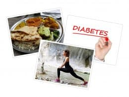 Weight gain Diet plan for Indians with Type 1 Diabetes
