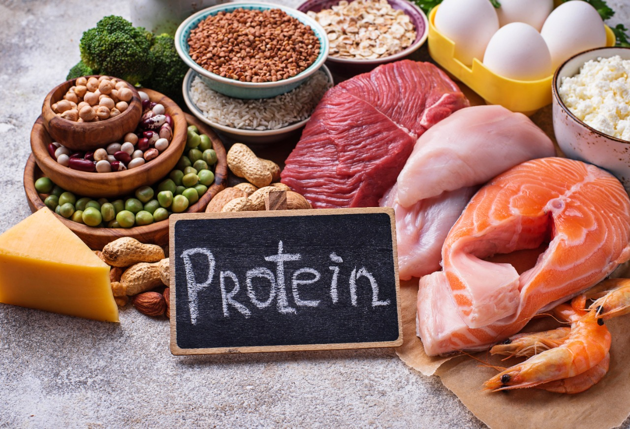Indian High Protein Diet Plan For Weight Loss ( Low Carb High Protein Diet)