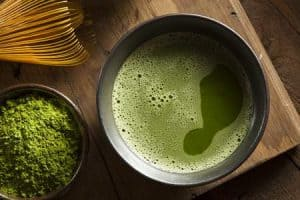 beneffits of matcha green tea powder