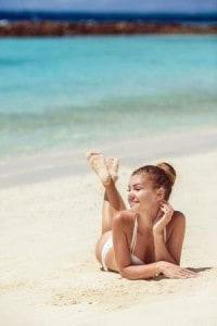 how to remove sun tan