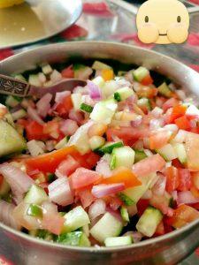koshimbir salad