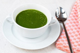 spinach soup for weight loss